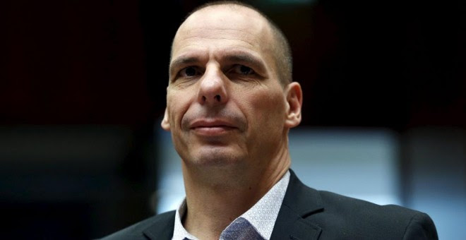 Varoufakis publicará en abril un nuevo libro titulado '¿Y los pobres sufren lo que deben?'. / REUTERS