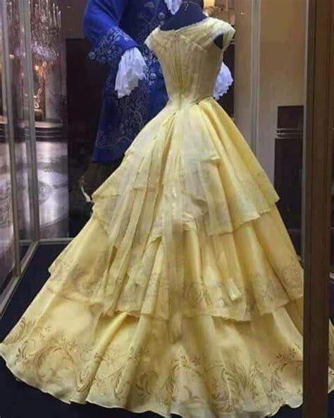 THE BACK OF THE DRESS IS BEAUTIFUL!!   Disney Things