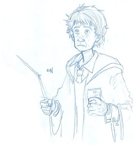 sketch ron
