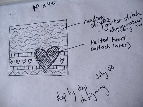 step by step design challenge (sketch)