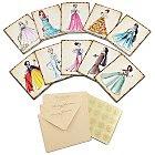 Disney Princess Designer Note Card Collection