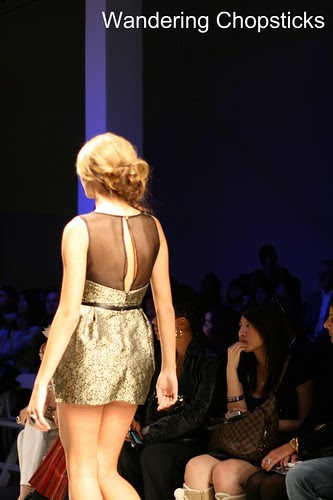 Femme Noir by Phong Hong Debut at Downtown Los Angeles Fashion Week Fashion Angel Awards Emerging Designers Runway Show 8