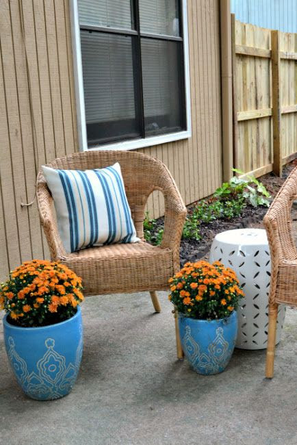 Backyard Makeover Before and After