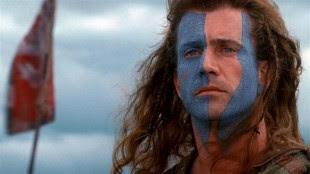 William Wallace, interpretato da Mel Gibson
