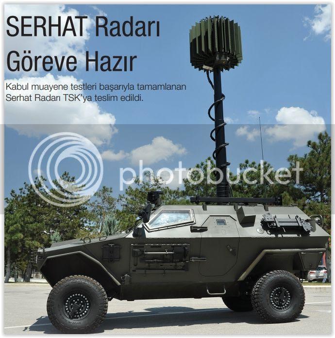 Resultado de imagen para serhat radarı