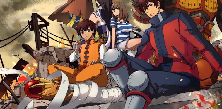 Anime Rakshasa Street Wallpaper