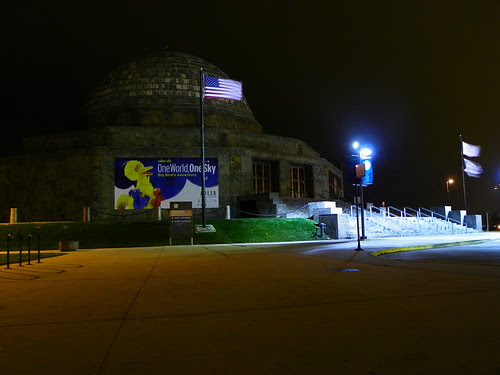 Chicago city night lights , 11.15.2009 (10)
