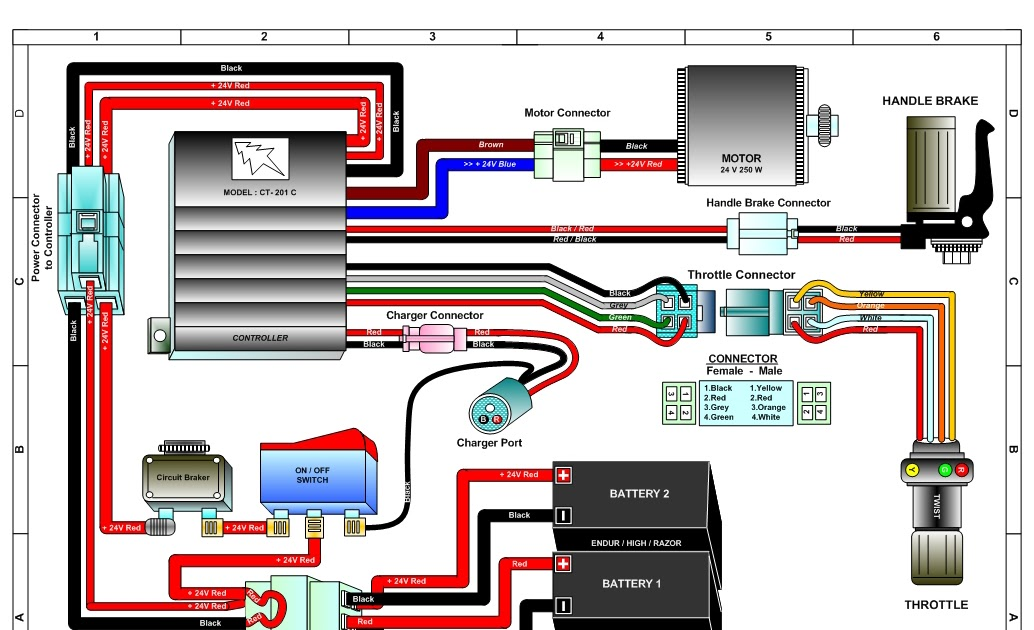 Ducati Wiring Diagram
