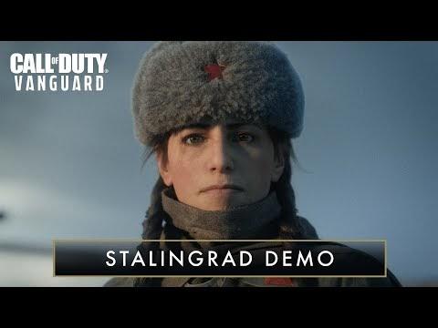 Call of Duty: Vanguard 'Stalingrad' (Trailer da Campanha)