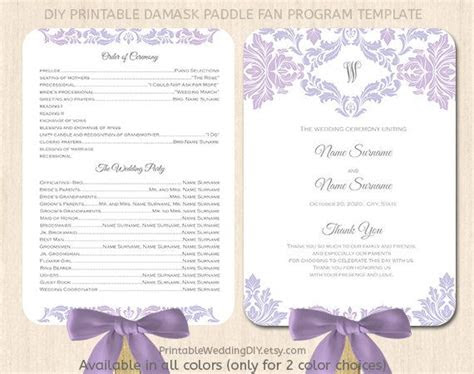 elegant catholic wedding programs diy catholic wedding