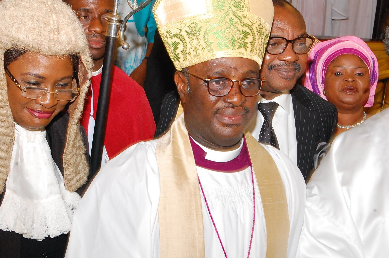 Bishop Olumakaiye