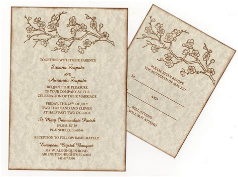 Wedding Invitation Wording: Indian Wedding Invitation