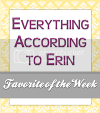 Everything According to Erin