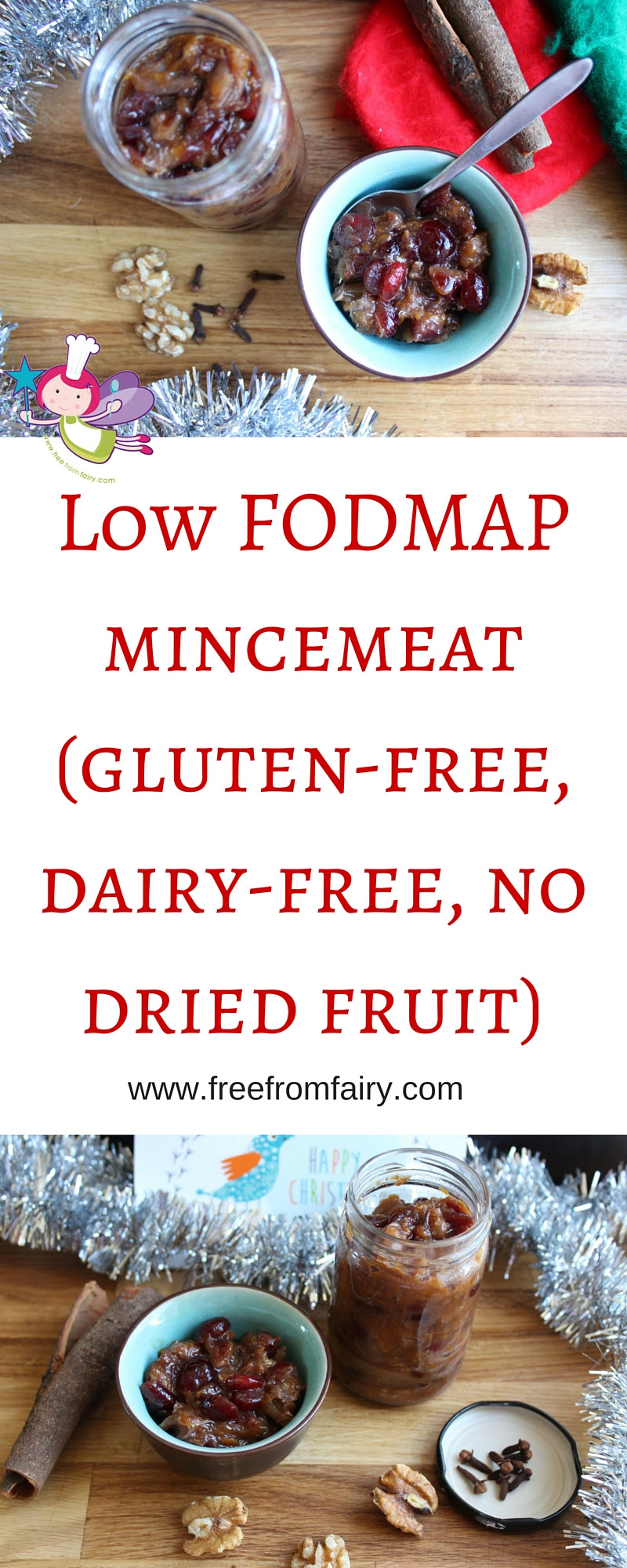 Low FODMAP Mincemeat Recipe For Dried Fruit Haters ...