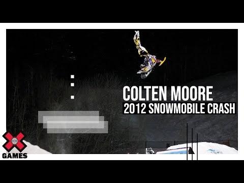 Winter X Games 2012: Colten Moore incredibile caduta