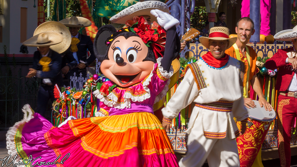 Disneyland Resort, Disney California Adventure, Paradise Pier, Viva Navidad, Christmas Time, Christmas
