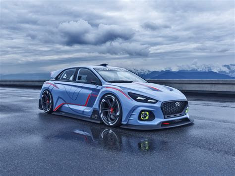 paris  high performance hyundai rn concept