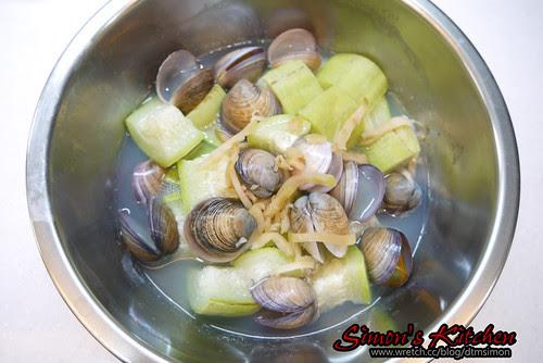 榨菜赤嘴烤絲瓜04