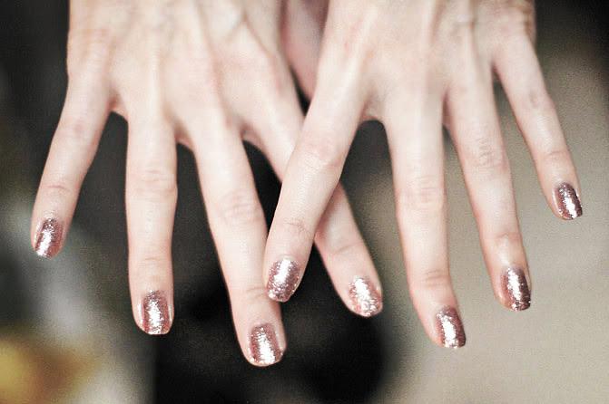 Glitter Nail Polish, Fashion, Christmas Nail Art