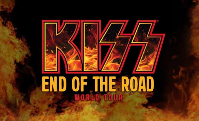 La gira de despedida de Kiss hará dos paradas en España