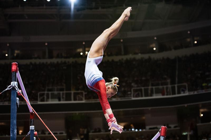 USA Gymnastics: July 10 - Competition Day 2 &emdash; Ashton Locklear
