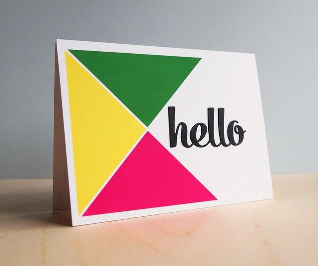 Triangles Hello