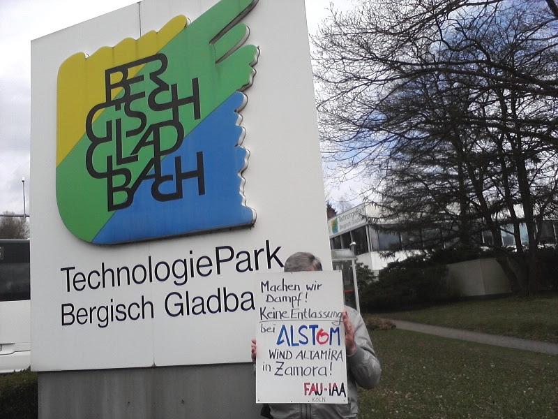 ALSTOM Bergisch-Gladbach