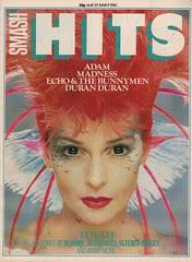 Smash Hits, May 27, 1982