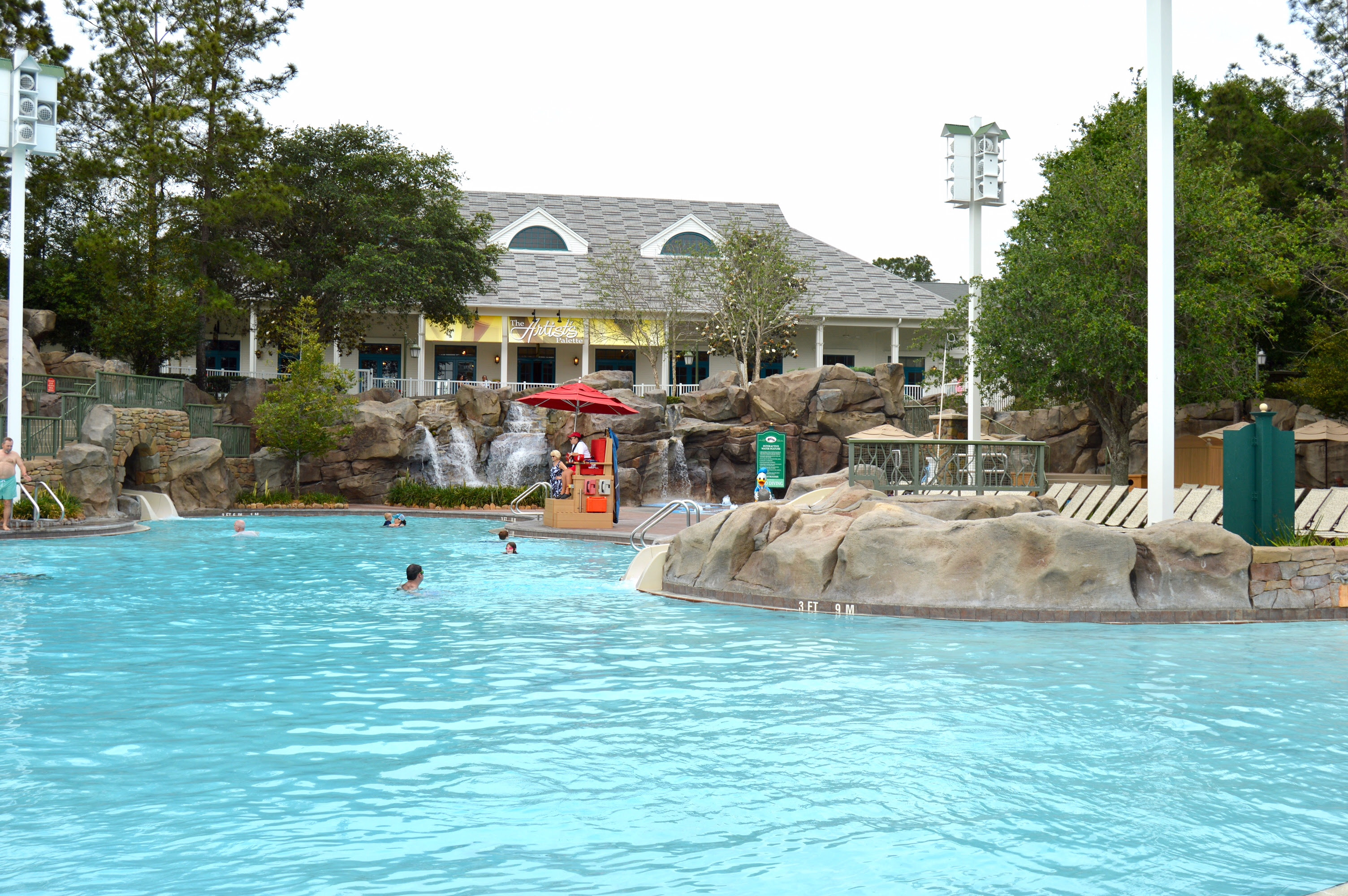 Walt Disney World Saratoga Springs Review