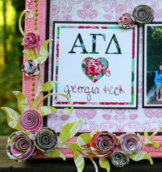 AGD Frame close up