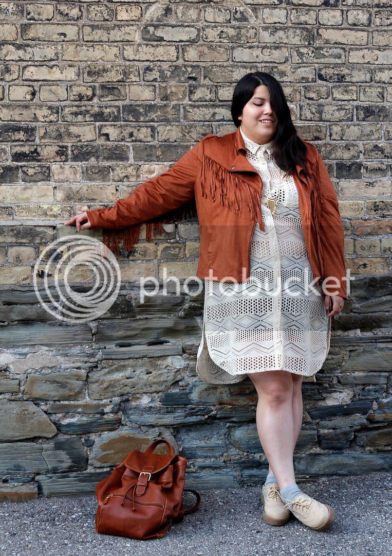 plus size fashion toronto canada living doll la crochet cardigan charlotte russe plus suede fringe jacket vintage coach backpack