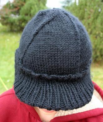 half-pipe hat