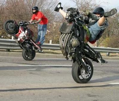 Cair de Moto