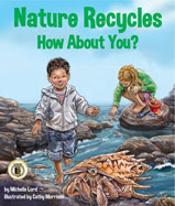Uncover the surprising ways that all different animals in various habitats around the world take part in recycling and learn why it is important for our environment.