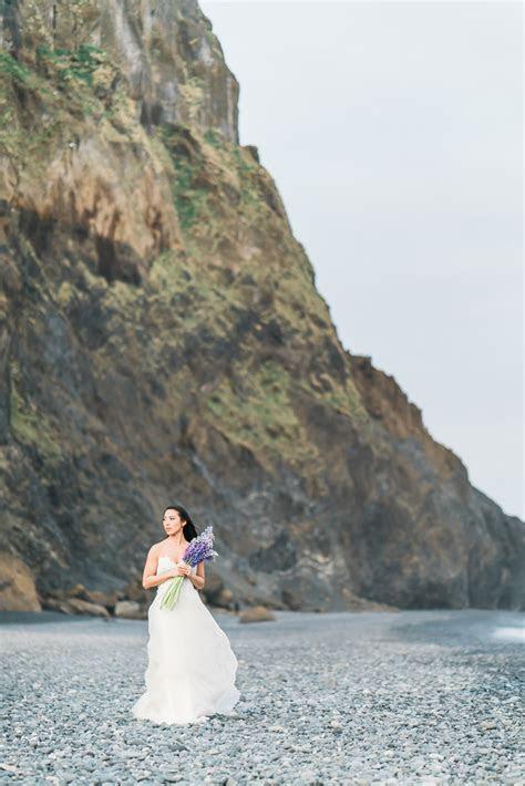 Iceland Black Sand Beach Reynisfjara Wedding