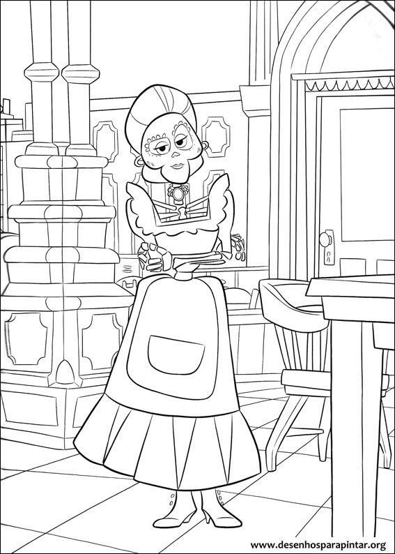 Mandalas Para Pintar De Coco Official Disney Pixar Coloring Page