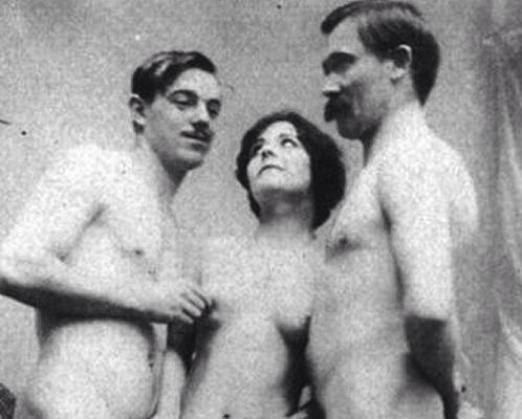 Lou Andreas Salome-Paul Ree-Nietzsche
