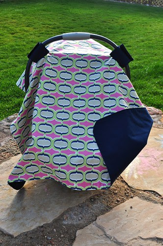 Kitchy Car Seat Cover