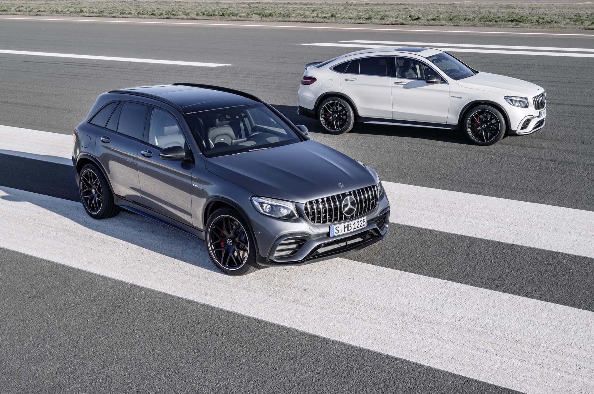 2018 Mercedes-Benz GLC Class Review, Ratings, Specs ...