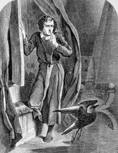Poe's THE RAVEN