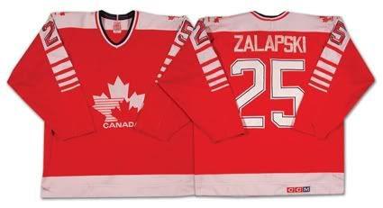 Zalapski Canada, Zalapski Canada