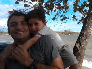 Antonio e Luiz Antonio (Foto: Arquivo pessoal )