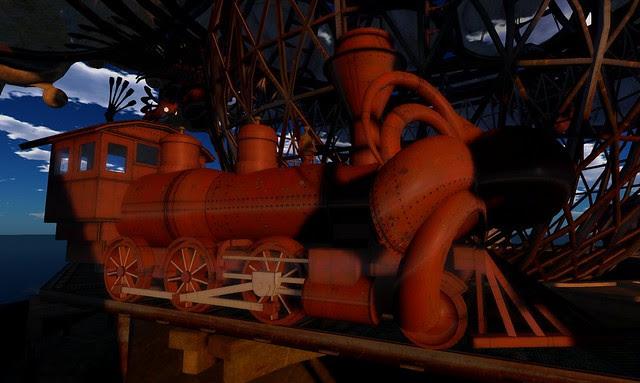 Mechanical Circus - 03