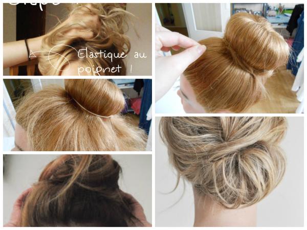 Coiffure204 Coiffure Simple Et Rapide Cheveux Mi Long