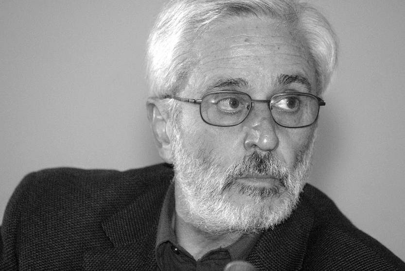 Jorge Notaro. ( archivo, diciembre de 2007)