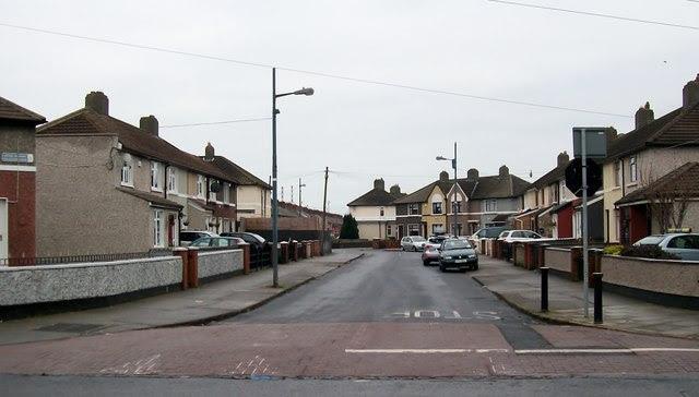 Caledon Road Off Church Road East Wall Eric Jones