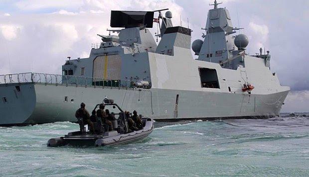 Indonesia Akan Beli Kapal Perang Serbaguna Ini?