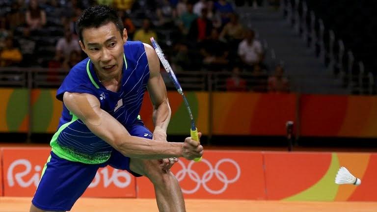 Lebur harapan Malaysia untuk emas di Rio...Chong Wei memang pemain terbaik