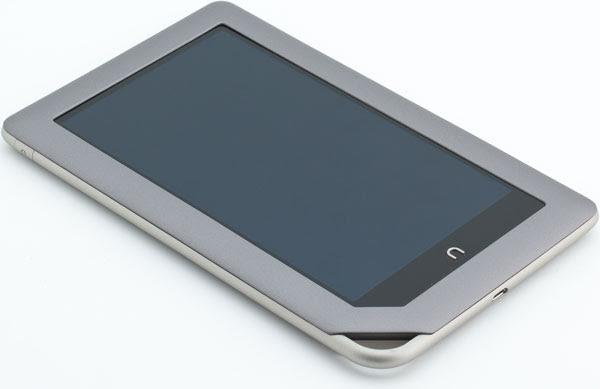 Внешний вид Nook Tablet
