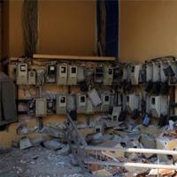 Μεγάλες υλικές ζημιές από την έκρηξη
